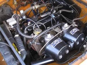 1974 Mgb Gt Orange For Sale Engine