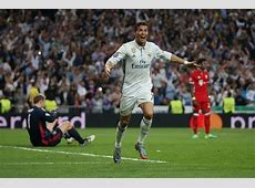 Cristiano Ronaldo, Real beat Bayern in controversial UCL