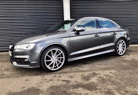 audi a3 sline 2015 audi a3 s line 1 6 tdi 105 saloon finance available in cullybackey county antrim gumtree