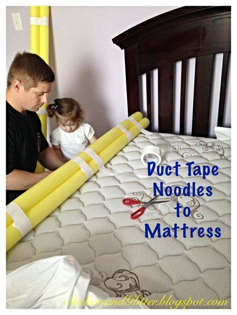 toddler bed rails diy toddlers baby twin beds guard bumpers dyi room bumper glitter stickers