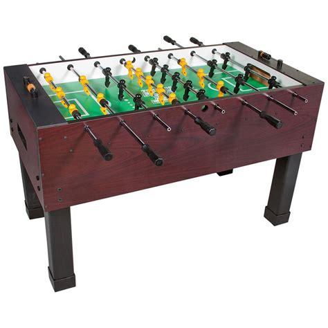 tornado sport foosball table