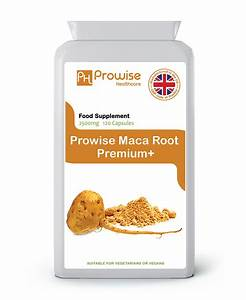 Prowise Maca Root Weight Gain Curves Dosage Supplement