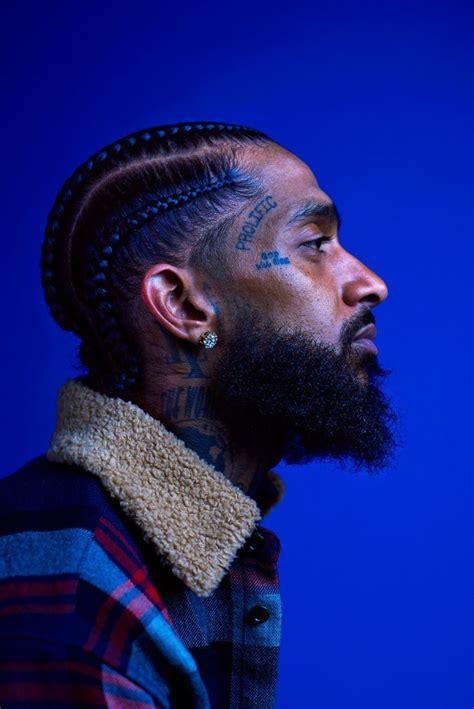 nipsey hussle poster  hip hop lauren london nipsey