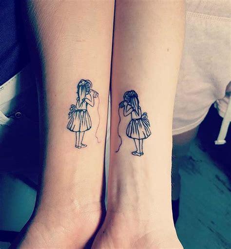 cute  friend tattoos     bff stayglam