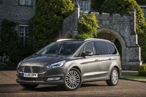 New Ford Galaxy 15 Ecoboost Titanium 5dr Petrol Estate
