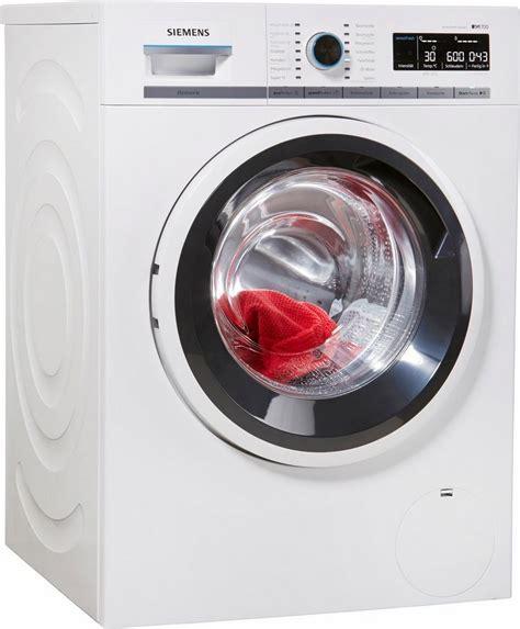 waschmaschine ab 100 siemens waschmaschine iq700 wm14w7eco 9 kg 1400 u min