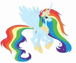 My Little Pony Friendship is Magic images Princess Rainbow ...