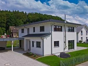 Weiss Fertighaus Erfahrungsberichte : stadtvilla studer fertighaus weiss ~ Markanthonyermac.com Haus und Dekorationen