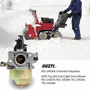 Mtd Snowblower Fuel Filter Location