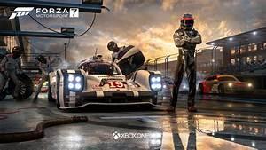 Wallpaper Forza Motorsport 7, 4k, E3 2017, Xbox One X