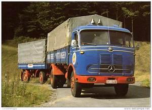 Mercedes Poids Lourds : camion mercedes benz lp 334 ca 1963 cm 11 x 16 n 068 num ro d 39 objet 404989216 ~ Medecine-chirurgie-esthetiques.com Avis de Voitures
