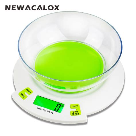 balance cuisine 0 1 g newacalox 3kg x 0 1g ᗛ digital digital scales for food