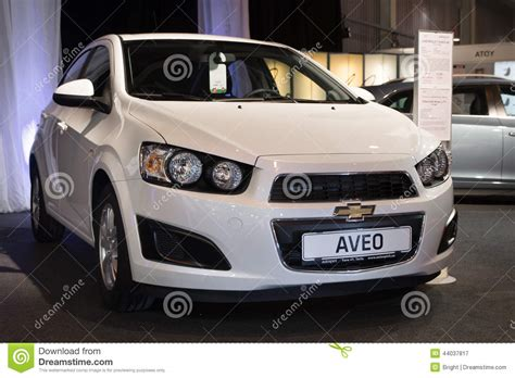 Chevrolet Aveo Editorial Photography. Image Of Light