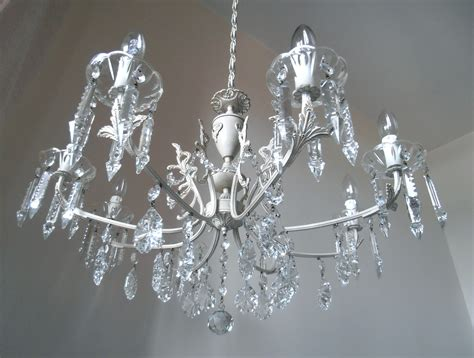 shabby chic chandeliers home design ideas