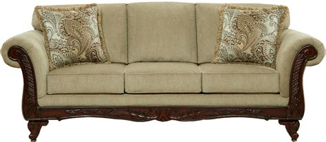 Traditional Sofas by Traditional Sofa Chestnut Traditional Sofa Haynes