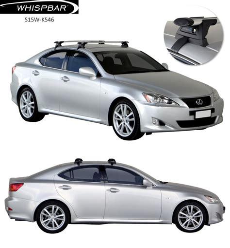 Lexus Is200is250is300 Roof Racks Sydney