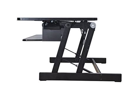 rocelco standing desk riser empire tool store tools hardware rocelco dadr deluxe