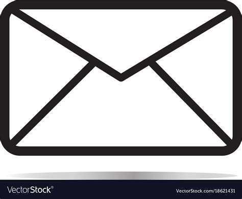 Opened Email Envelope