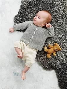 Kofta baby stickmönster