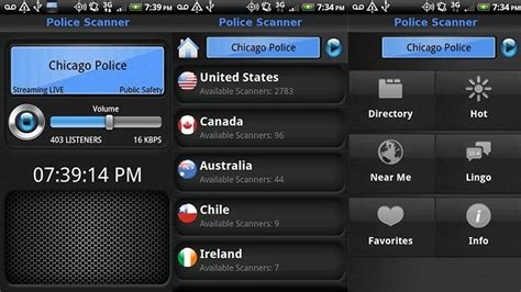 best android scanner scanner radio pro android app