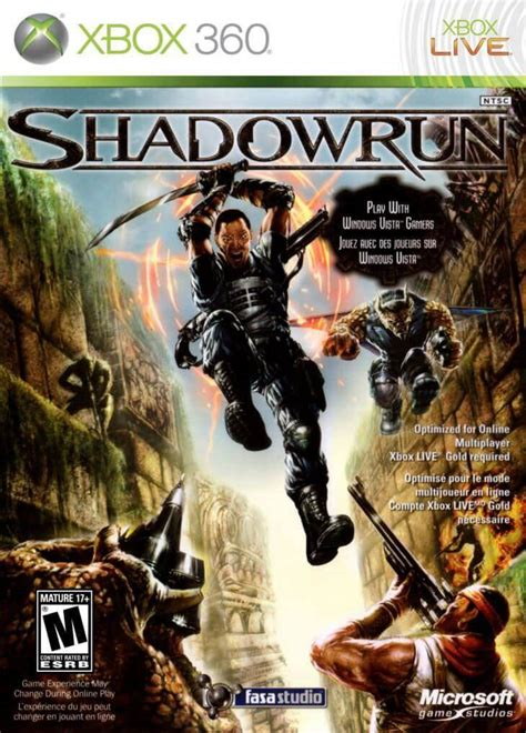 Shadowrun Xbox 360 Review Any Game