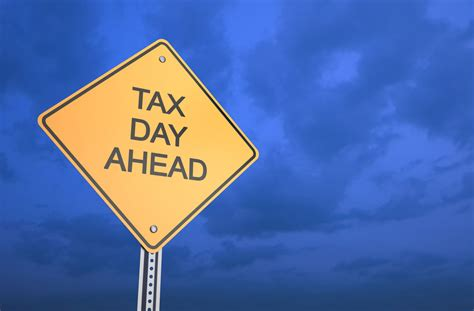 Tax Deadline Day 2018