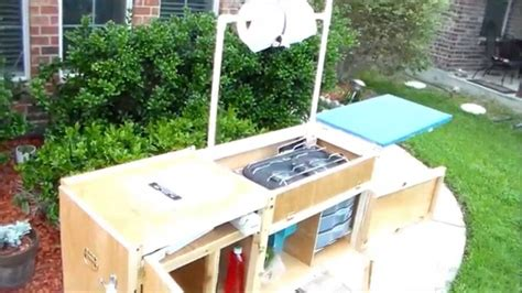 Camp Kitchen  My Version  Youtube