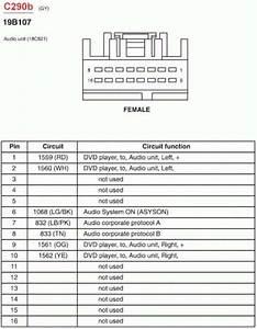 10  1996 Ford Explorer Car Stereo Wiring Diagram