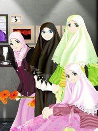 koleksi gambar kartun islami renungan kisah inspiratif