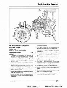 Massey Ferguson 4200 Series Tractors Service Manual Pdf