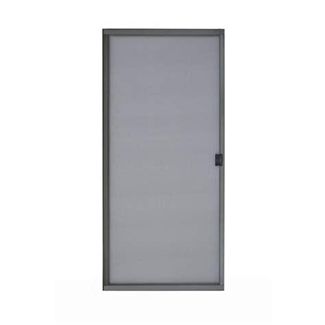 bronze screen door shop grisham bronze steel sliding curtain screen door