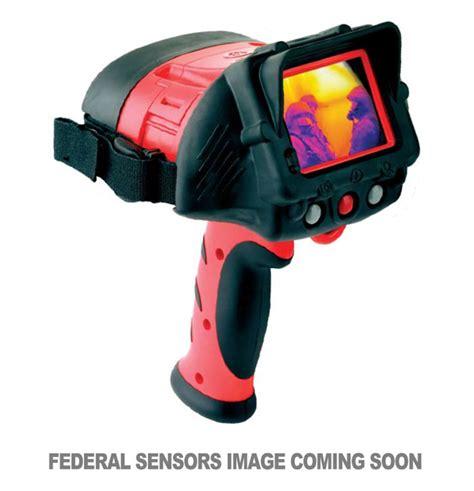 argus argus firefighting thermal camera