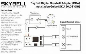 Do I Need A Digital Doorbell Adapter How Do I Install It