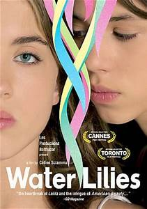 Water Lilies DVD (2007) Directed by Céline Sciamma ...