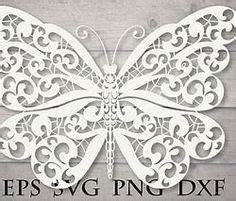 butterfly svg cutting file  silhouette  cricut