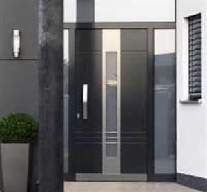 U Wert Haustür : alumunium haust ren mit seitenteil ~ Buech-reservation.com Haus und Dekorationen