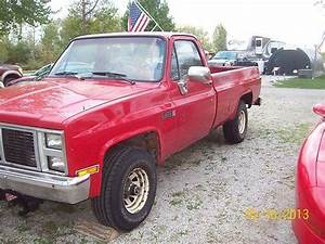 Sell New 1987 Gmc 4x4 Pickup For Parts Or Repair In Monroe  Michigan  United States