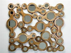 Miroirs Design Contemporain : 20 s lections de miroir de design chic contemporain ~ Teatrodelosmanantiales.com Idées de Décoration