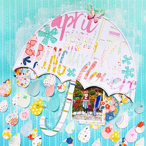 April Showers by April Showers Kbs Layout