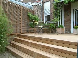 escaliers en bois exterieurs sur mesure les differents With escalier exterieur 6 marches