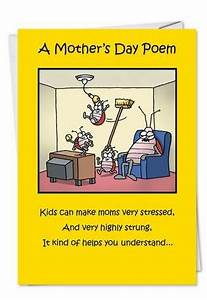Mother's Day Poem Funny Greeting Card|Nobleworks