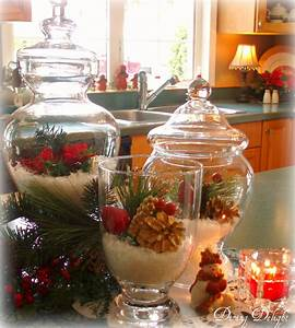 Dining Delight: Christmas Home Tour 2013
