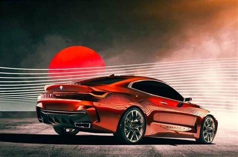 BMW Concept 4 Series Coupe Unveiled at 2019 Frankfurt ...
