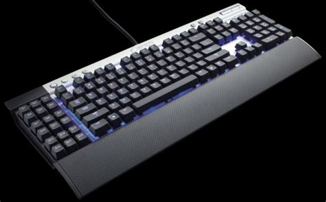 corsair enters the gaming keyboard mouse market with