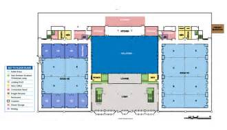 Floor Plans Floor Plans Gt About Us Gt Buffalo Niagara Convention Center