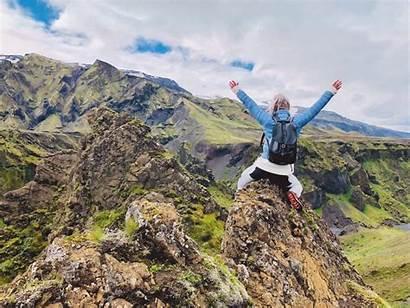 Climbing Mountain Enrich Wanderlusters Soul Why