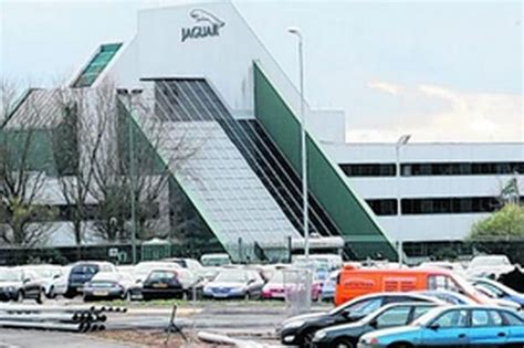 jaguar land rover expansion contractor appointed