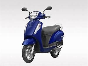 Suzuki Access 125 Drum Brake Price In India