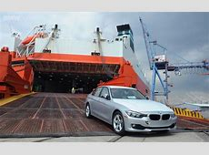 BMW Opens its Newest Vehicle Distribution Center at the