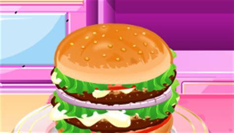 jeu de cuisine hamburger burgers frites jeu de hamburger jeux 2 cuisine